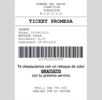 Manager Ticket Promesa